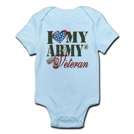 I Love My Army® Veteran