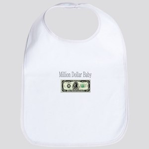 3-Million Dollar Baby Baby Bib