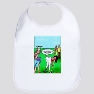 Golf. Pure Genius. by Dave Ell Bib