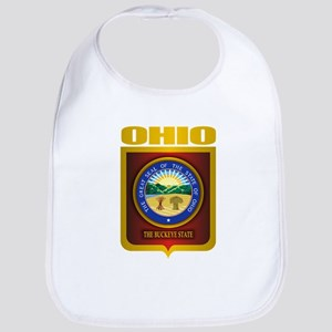 Ohio State Seal (B) Bib