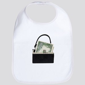Purse With Big Bucks Bib