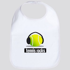 TENNIS ROCKS Bib