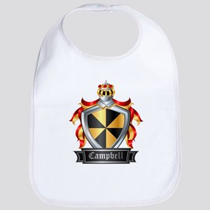 CAMPBELL COAT OF ARMS Bib