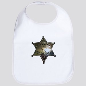 Mayberry Deputy Badge Bib