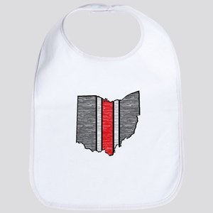 FOR OHIO Baby Bib