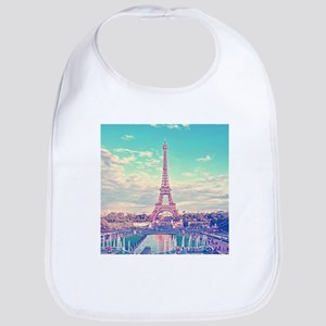 Eiffel Tower Bib
