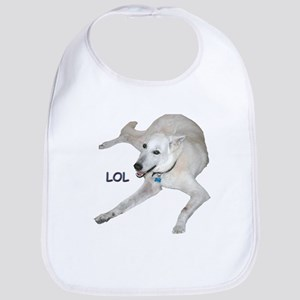 LOL Dog Bib