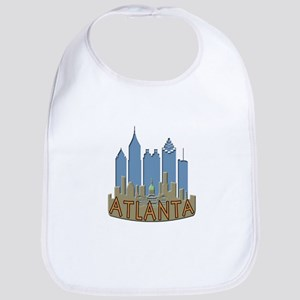 Atlanta Skyline Newwave Beachy Bib