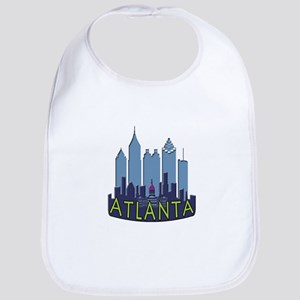 Atlanta Skyline Newwave Cool Bib
