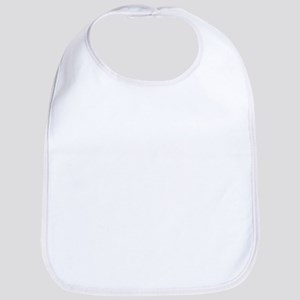 Friends City Skyline Baby Bib
