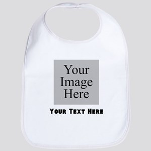 Your Image And Text Bib