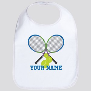 Personalized Tennis Player Bib
