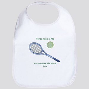Personalized Tennis Bib