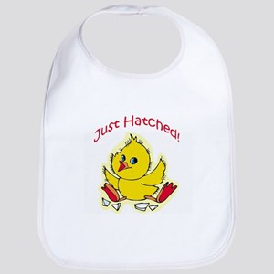 Just Hatched Easter/Spring Bib