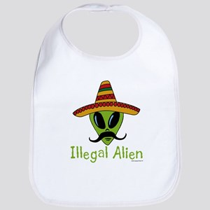 Illegal Alien Bib