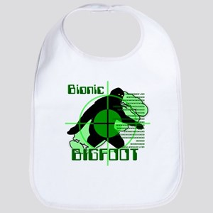 Bionic Bigfoot Bib