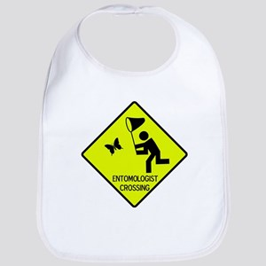 Entomolgist Crossing Bib