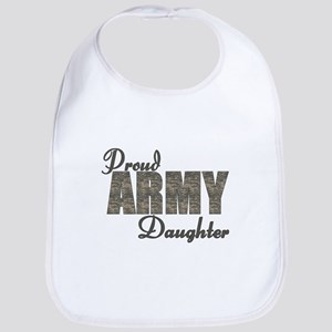ACU Army Daughter Bib