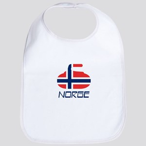 Norway Curling Bib