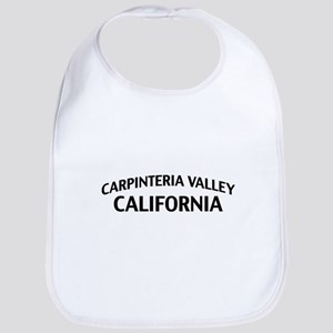 Carpinteria Valley California Bib