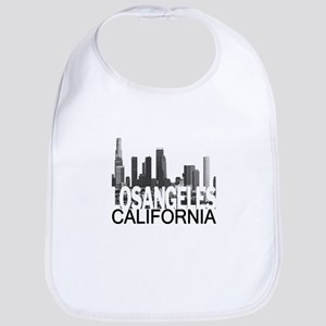 Los Angeles Skyline Bib