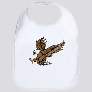 American Bald Eagle Bib
