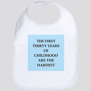 birthday joke Bib