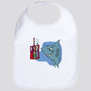 Here Fishy Fishy! Bib