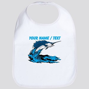 Custom Marlin Jumping Bib