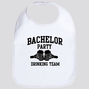 Bachelor Party Drinking Team Bib