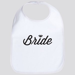 Diamond Bride Bib