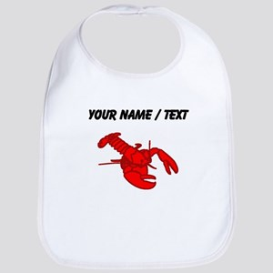 Custom Red Lobster Bib