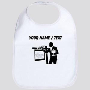 Real Estate Agent (Custom) Bib