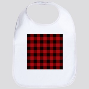 Cottage Buffalo Plaid Lumberjack Bib