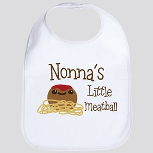 Nonna's Little Meatball Bib