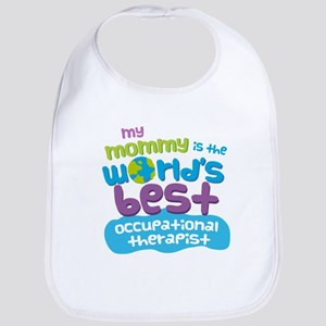 Occupational Therapist Gift for Kids Baby Bib