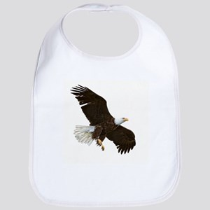 Amazing Bald Eagle Bib