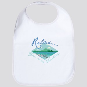 Tahiti Vacation Bib