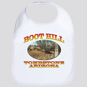 Boot Hill Bib