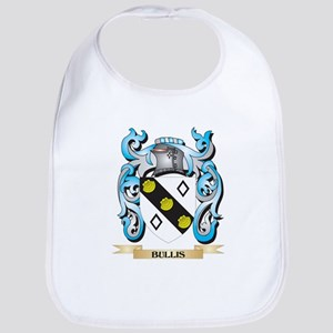 Bullis Coat of Arms - Family Crest Baby Bib