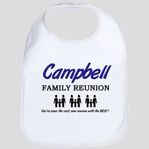 Campbell Family Reunion Bib