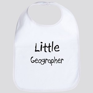 Little Geographer Bib