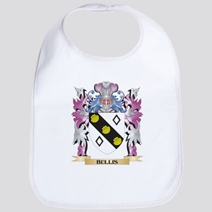 Bullis Coat of Arms (Family Crest) Bib