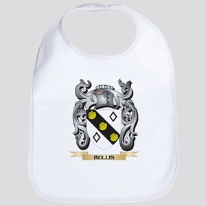 Bullis Family Crest - Bullis Coat of Arms Baby Bib