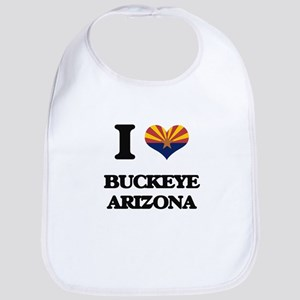 I love Buckeye Arizona Bib