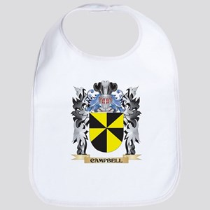 Campbell Coat of Arms - Family Crest Bib