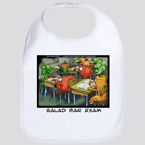 Salad Bar Exam Bib