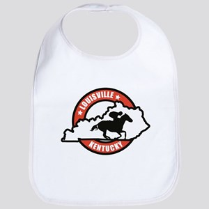 Louisville Kentucky Baby Bib