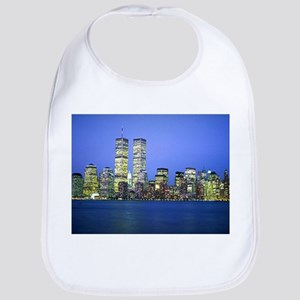 New York City at Night Bib