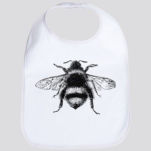 Vintage Honey Bee Bib